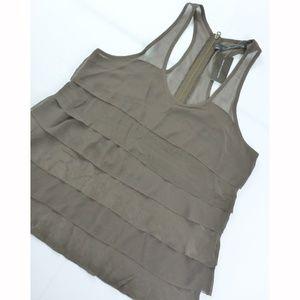 Patterson J Kincaid Women's S Sleeveless Blouse